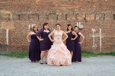 Featured on Savvy Deets Bridal: {Real Weddings} Carli & Kyle's Modern Rooftop Wedding