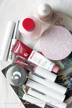 Want to try Glossier but don't know where to start? I've picked out the top 3 makeup products that are a great introduction to Glossier, and my personal favorites.