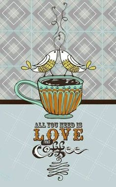Two of the best things in life are love and coffee! #Coffee #Love #MrCoffee