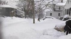 BBC: '#snowmageddon2016′; Does God use snow?