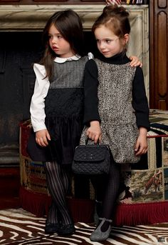 Dolce & Gabbana for Little Ladies