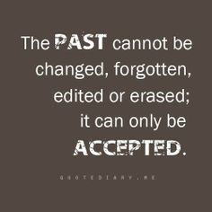 So true...letting go creates the way for Fresh Beginnings. - Click image to find more Hair & Beauty Pinterest pins