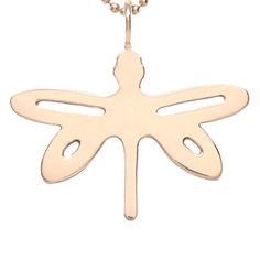 MB Michele Benjamin LLC Jewelry Design Women's 18K Rose Gold Plated Sterling Silver Dragonfly Necklace 18 inch, http://www.amazon.com/dp/B01868MTE2/ref=cm_sw_r_pi_n_awdm_0gPExbCNRT8DT