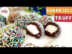 Sürprizli Truff - Truff tarifi - Nefis Yemek Tarifleri - YouTube