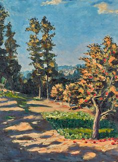 Sir Winston Churchill's Final Painting | Sotheby's