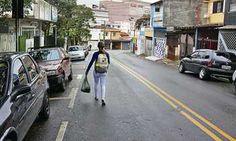 Rua Oriente Monti vira preocupação por conta de assaltos recorrentes