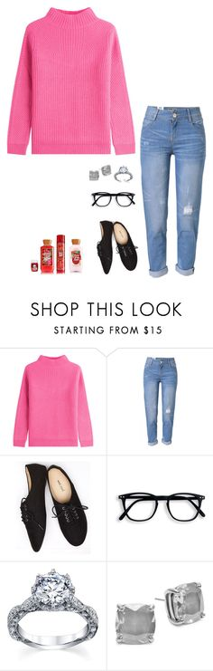"""Untitled #1045"" by h1234l on Polyvore featuring Diane Von Furstenberg, WithChic, Wet Seal and Kate Spade"