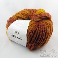 la laine arenas de lang yarns est une laine meche multicolore avec de nombreuses combinaisons de - Laine Lang Mille Colori