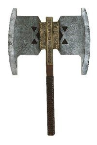 Kids Gimli Costume Axe - Lord of the Rings Costumes