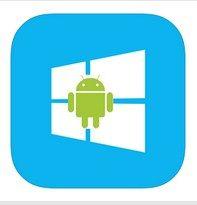 Para quem não larga mão do sistema Andorid, mas simpatiza com o jeitão do Windows 8, o app Fake Windows8 Launcher Pro apresenta o Windows no Android!!!! Leia mais no blog e baixe o app!!!