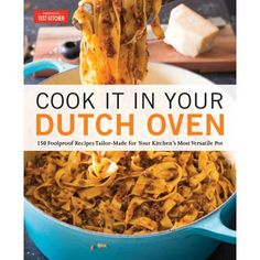Read America's Test Kitchen's book Cook It in Your Dutch Oven: 150 Foolproof Recipes Tailor-Made for Your Kitchen's Most Versatile Pot. Published on by America's Test Kitchen. Korean Fried Chicken, Fried Chicken Wings, Chicken Tacos, Best Dutch Oven, Lamb Meatballs, Braised Short Ribs, Americas Test Kitchen, Easy Meals, Good Food