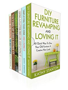 DIY Furniture And Cleaning Hacks Box Set 6 In 1 A Step By Guide To Revamp Your Improve Living Space Simplify Life