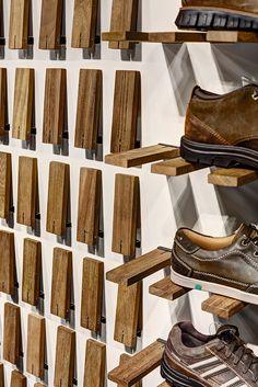Galeria de Showroom Skechers TR / Zemberek Design - 20