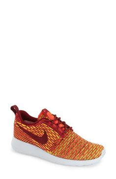 the latest cd403 1ade3 Nike FlyKnit Roshe Run Sneaker (Women) available at  Nordstrom Calzado  Deportivo, Calzas