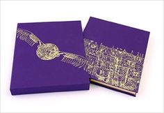 Harry Potter and the Philosopher's Stone. Deluxe Illustrated Slipcase Edition: http://amzn.to/2kGIxig