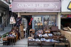 Antique shop in Shimokitazawa                                                                                                                                                                                 More