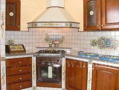 Cucine in Muratura - Cu.Ce.Mur - Cucine in Muratura, Tavoli in pietra lavica,...