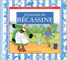 Bande Dessinée  - La journée de Bécassine - Pinchon, Emile-Joseph Porphyre Pinchon, Caumery - Livres