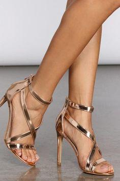 Pretty Heels, Pretty Sandals, Beautiful High Heels, Sexy Sandals, Cute Heels, Fashion Sandals, Beautiful Toes, Stiletto Heels, Shoes