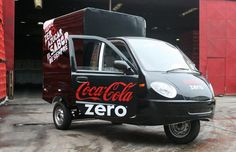 Coca-Cola Rolls Out New Distribution Model With ZAP in MONTEVIDEO, URUGUAY and SANTA ROSA