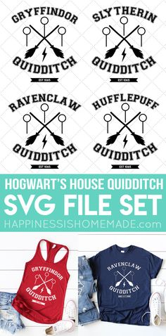 Harry Potter Ravenclaw Shirt + Free SVG - Get this FREE Ravenclaw Quidditch SVG file to create your own Harry Potter shirts, hoodies, notebooks, and more! Hogwarts, Ravenclaw Quidditch, Harry Potter Quidditch, Harry Potter Shirts, Imprimibles Harry Potter Gratis, Image Svg, Harry Potter Free, Shilouette Cameo, Crafts For Teens To Make