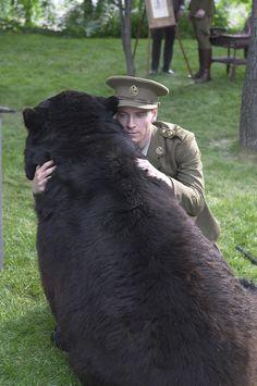 """A Bear Named Winnie"" Television film 2004"