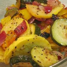 Grilled Lemon-Pepper Zucchini Recipe - Allrecipes.com