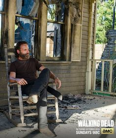 Waiting for Walking Dead Sundays.......