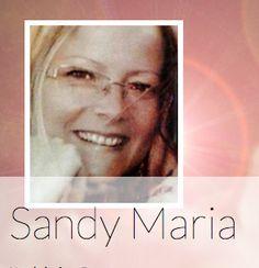 Mein Name ist Sandy Maria und ich heiße Sie herzlich Willkommen!  Hellsichtig und Hellhörig, seit meiner Kindheit! Ich liebe es mit dem Pendel zu arbeiten, brauche aber normal keine Hilfsmittel! Ich kann mich sehr gut in den Menschen einfühlen, kann sehr gut hinter die Illusion schauen! Ich motiviere Menschen immer, niemals die Hoffnung...  #Hellsehen #Wahrsagen #Kartenlegen
