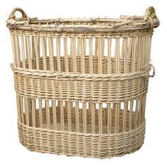oversized basket
