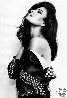 Smolder On: 39 of Eva Mendes's Sexiest Editorials Yet
