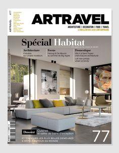 ARTRAVEL 77 COVER www.artravelmagazine.com