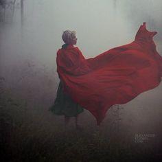 red's in the hood | Alexander Kuzmin / 500px