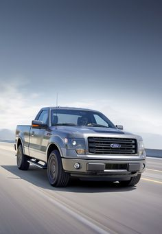 The 2014 Ford F-150 Tremor is the first-ever EcoBoost-powered sport truck (5)