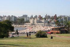 Rodó Park, Montevideo, Uruguay