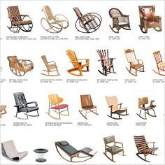 Furniture Design History design mind: the history of chairs | furniture styles and periods