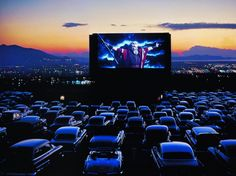 Drive-in movies, they are the best. We are lucky in Wichita Kansas, we still have a Drive In. Star-Lite Drive-In Those Were The Days, The Good Old Days, Life Magazine, Mad Magazine, Back In Time, Back In The Day, Bonnie Y Clyde, Celine Sciamma, Damien Chazelle
