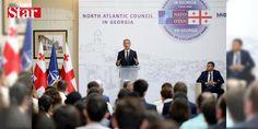 NATO: Türkiye'nin mücadelesini destekliyoruz: NATO Genel Sekreteri Jens Stoltenberg Türkiye'nin kendi sınırlarına yakın yerlerde terör örgütü DAEŞ'e karşı mücadelesini desteklediklerini vurguladı.