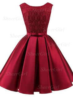 Burgundy Short Bridesmaid Dresses,Cheap Homecoming Dresses 2017 - SheerGirl Source by ladyplombir Dresses For Teens, Tight Dresses, Short Dresses, Formal Dresses, African Fashion Dresses, Dress Fashion, Pretty Dresses, Homecoming Dresses, Dame