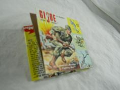 GI Joe 1964 Vintage Action Figure Booklet Hasbro Original 1960's - http://raise.bid/store/collectibles/vintage-booklet-original/