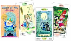Tarot of the Gnomes de Antonio Lupatelli http://www.amazon.fr/dp/8883950062/ref=cm_sw_r_pi_dp_bERbwb18ZQ2J2