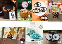Young Women Inspiration: Idea board~ Owls