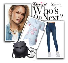 """""""Rosegal 47"""" by dilruha ❤ liked on Polyvore"""