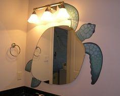 Love this turtle mirror