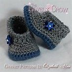 Image result for Baby Booties Free Crochet Patterns