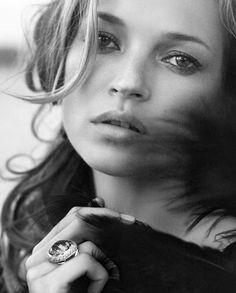 Kate Moss for David Yurman   @andwhatelse