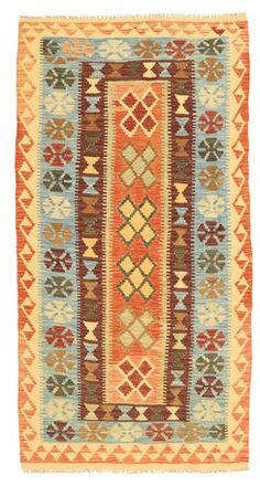 Kelim Afghan Old style-matto 105x200