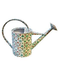 Watering Can by William Morris V & A Museum, Fall Projects, Victoria And Albert Museum, William Morris, Water Features, Garden Tools, Garden Ideas, Daisy, Things To Come