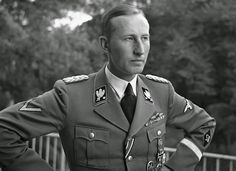 Reinhard Heydrich organised the holocaust