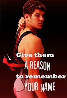 """Aiden had a kid come up and say """"I can't believe I have to wrestle you, you are a beast"""" aiden glowed!"""